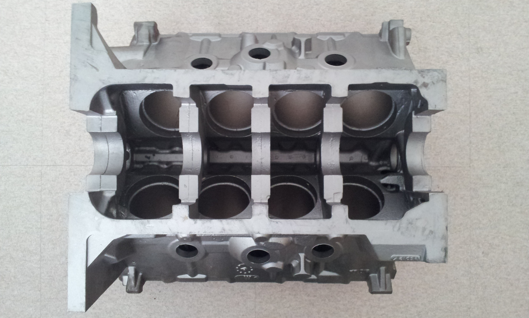 BBM Cast Iron Ford FE Block